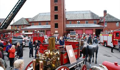 Greater Manchester Fire Service Museum
